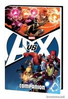 AVENGERS VS. X-MEN COMPANION HC