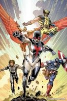 AVENGERS #5 (Carlos Pacheco Variant Cover)