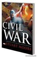 CIVIL WAR PROSE NOVEL MASS MARKET PAPERBACK