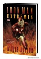 IRON MAN: EXTREMIS PROSE NOVEL HC