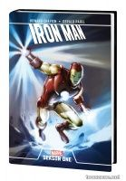 IRON MAN: SEASON ONE PREMIERE HC