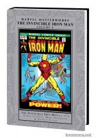 MARVEL MASTERWORKS: THE INVINCIBLE IRON MAN VOL. 8 HC