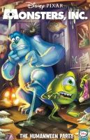 Monster's Inc.: The Humanween Party #1 (of 1)