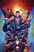 NEW AVENGERS #3 (Dale Keown Variant Cover)