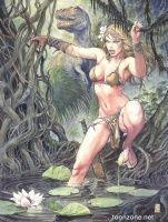 SAVAGE WOLVERINE #2 (Milo Manara Variant Cover)