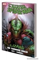 SPIDER-MAN: LIZARD — NO TURNING BACK TPB