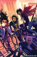 YOUNG AVENGERS #2 (Stephanie Hans Variant Cover)