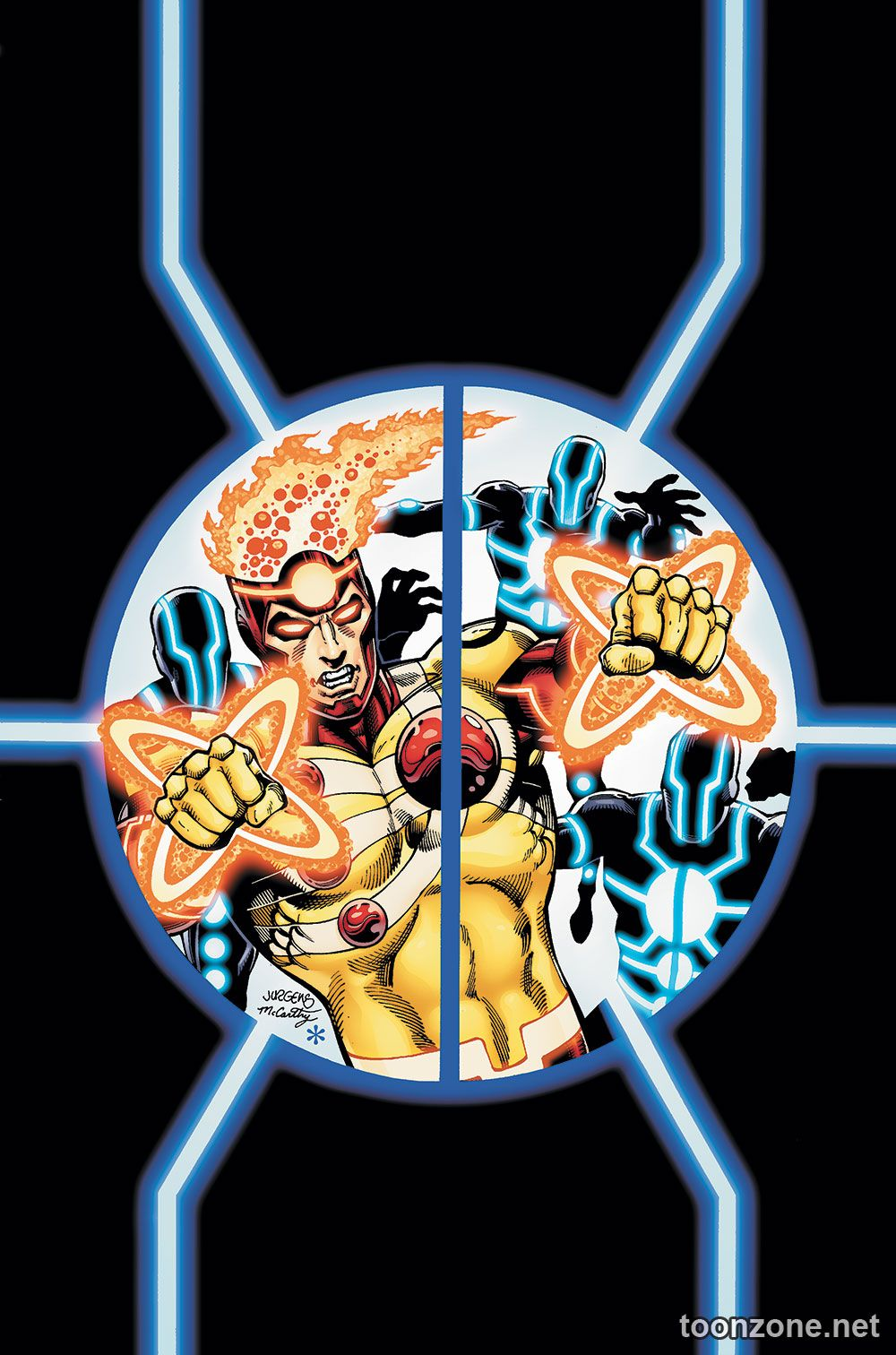 THE FURY OF FIRESTORM: THE NUCLEAR MAN #18