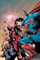 SUPERMAN: ACTION COMICS VOL. 2 — BULLETPROOF HC