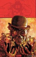 JSA LIBERTY FILES: THE WHISTLING SKULL #4