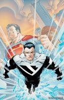 SUPERMAN BEYOND: MAN OF TOMORROW TP