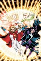 WORLDS' FINEST VOL. 1: LOST DAUGHTERS OF EARTH 2 TP