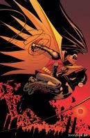 BATMAN AND ROBIN #18