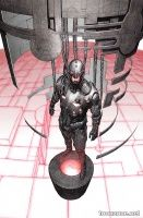 AGE OF ULTRON #1 (of 10) (Variant)