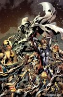 AGE OF ULTRON #2 (of 10) (Variant Cover)