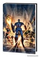 AVENGERS VOL. 1: AVENGERS WORLD PREMIERE HC