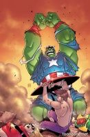Marvel Universe AVENGERS: EARTH'S MIGHTIEST HEROES #12