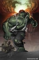 INDESTRUCTIBLE HULK #5 (Chris Stevens Variant)
