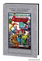 MARVEL MASTERWORKS: THE AVENGERS VOL. 13 HC