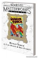 MARVEL MASTERWORKS: GOLDEN AGE HUMAN TORCH VOL. 1 TPB — VARIANT EDITION VOL. 51 (DM ONLY)