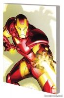 MARVEL UNIVERSE IRON MAN COMIC READER #1