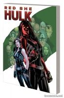 RED SHE-HULK: HELL HATH NO FURY TPB