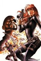 Secret Avengers #2 (Mike Deodato Variant)
