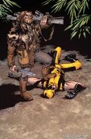 WOLVERINE & THE X-MEN #26 & 27