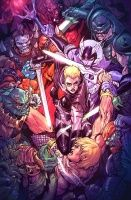 HE-MAN AND THE MASTERS OF THE UNIVERSE #2