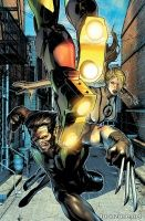 AGE OF ULTRON #8 (OF 10)