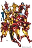 IRON MAN 258.1 (Bob Layton Variant Cover)