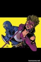 KICK-ASS 3 #1 (of 8) (Cully Hamner Variant)