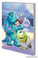 MONSTERS, INC.: SCARY STORIES DIGEST