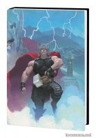 THOR: GOD OF THUNDER VOL. 1 — THE GOD BUTCHER PREMIERE HC