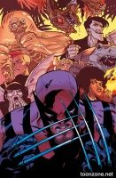 WOLVERINE & THE X-MEN #29