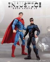 INJUSTICE: GODS AMONG US  NIGHTWING VS. SUPERMAN ACTION FIGURE 2-PACK