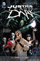 JUSTICE LEAGUE DARK VOL. 2: THE BOOKS OF MAGIC TP