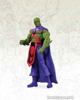 DC COMICS – THE NEW 52 MARTIAN MANHUNTER ACTION FIGURE