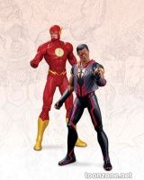 DC COMICS – THE NEW 52 THE FLASH VS. VIBE ACTION FIGURE 2-PACK