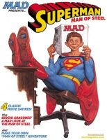 MAD PRESENTS SUPERMAN #1