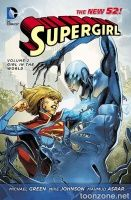 SUPERGIRL VOL. 2: GIRL IN THE WORLD TP