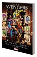 MARVEL MASTERWORKS: THE AVENGERS VOL. 5 TPB