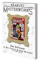MARVEL MASTERWORKS: THE AVENGERS VOL. 5 TPB (Variant Cover)