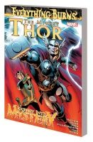 THE MIGHTY THOR/JOURNEY INTO MYSTERY: EVERYTHING BURNS TPB