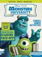 Monsters University Movie Special