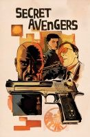 SECRET AVENGERS #5 (Francesco Francavilla Variant)