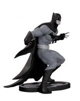 BATMAN BLACK AND WHITE: BATMAN STATUE BY GREG CAPULLO