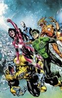 GREEN LANTERN: RISE OF THE THIRD ARMY HC