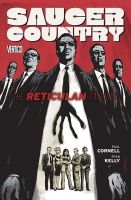 SAUCER COUNTRY VOL. 2: THE RETICULAN CANDIDATE TP