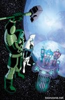 Marvel Universe AVENGERS: EARTH'S MIGHTIEST HEROES #16